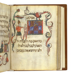 The Barcelona Haggadah